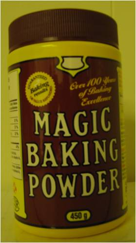 magic baking powder - photo #8
