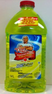 Mr. Clean with Febreze 12x946 ml